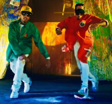 Chris Brown & Tyga ft. ScHoolboy Q - Bitches N Marijuana